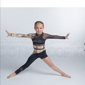 Dance Acro costume